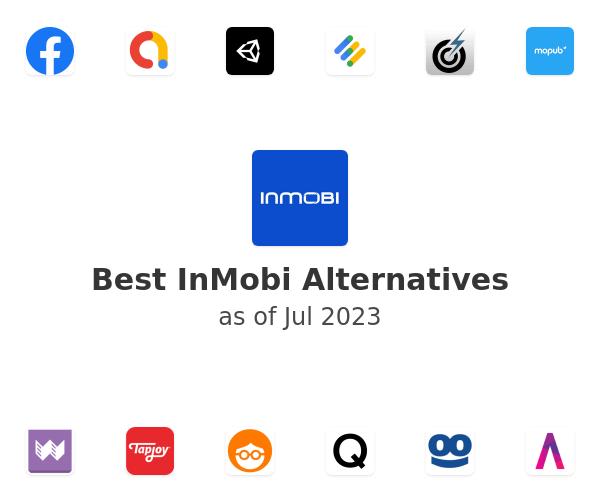 Best InMobi Alternatives