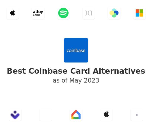 Best Coinbase Card Alternatives