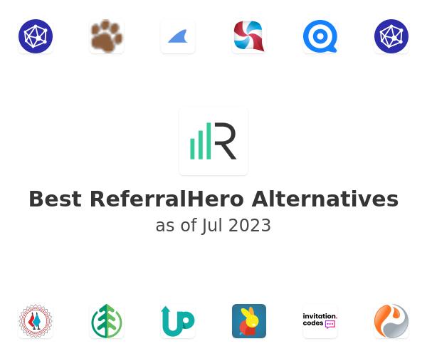 Best ReferralHero Alternatives
