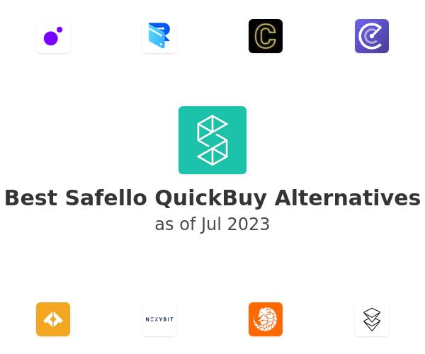 Best Safello QuickBuy Alternatives
