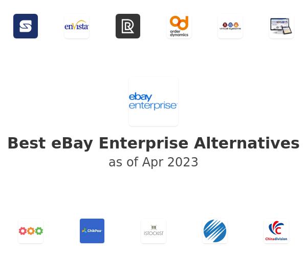 Best eBay Enterprise Alternatives