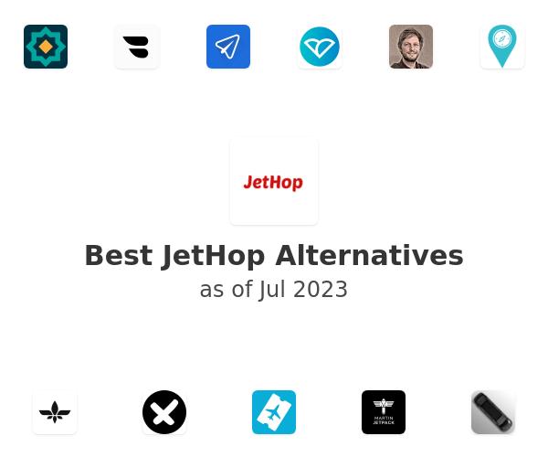 Best JetHop Alternatives