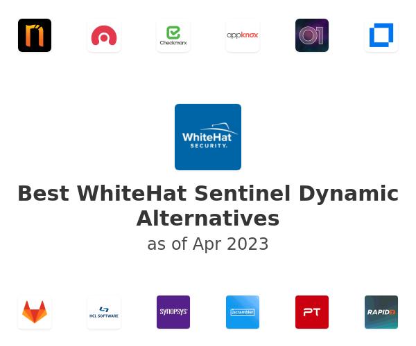 Best WhiteHat Sentinel Dynamic Alternatives