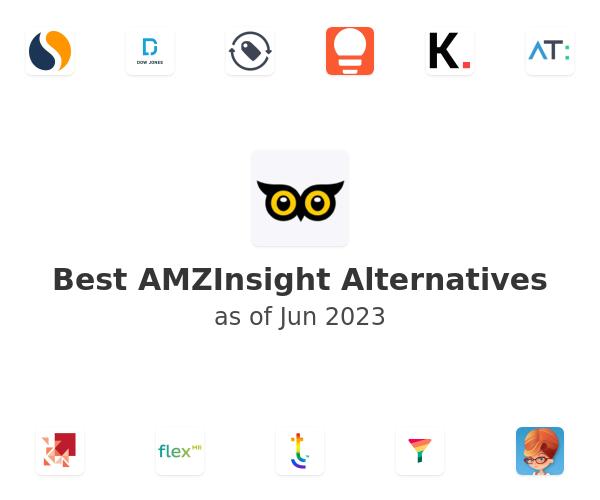 Best AMZInsight Alternatives