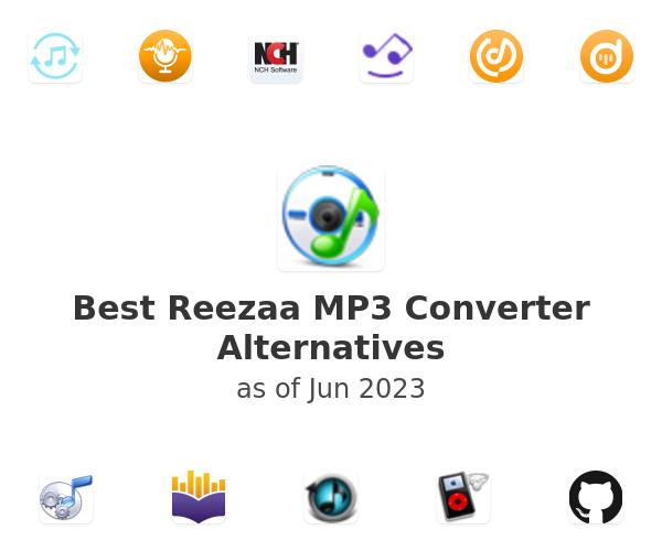 Best Reezaa MP3 Converter Alternatives