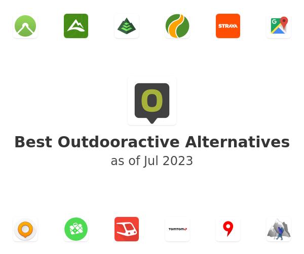 Best Outdooractive Alternatives