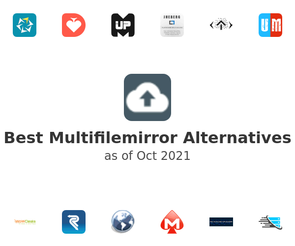 Best Multifilemirror Alternatives