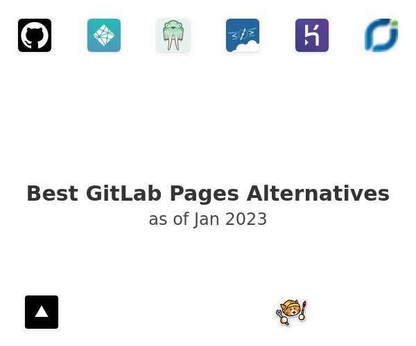Best GitLab Pages Alternatives