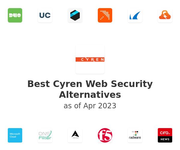 Best Cyren Web Security Alternatives