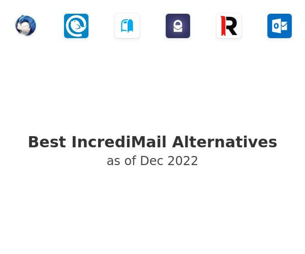 Best IncrediMail Alternatives