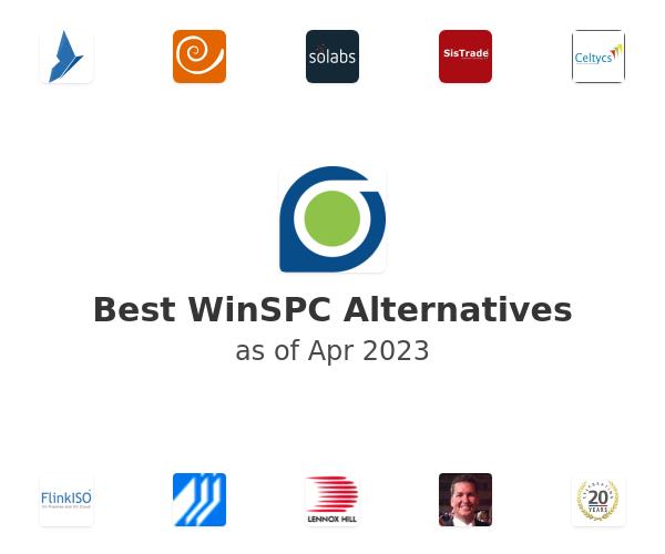 Best WinSPC Alternatives