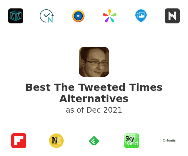 Best The Tweeted Times Alternatives