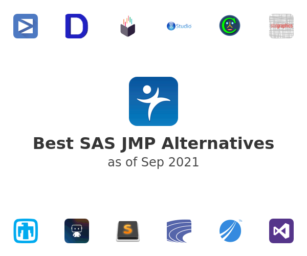 Best SAS JMP Alternatives
