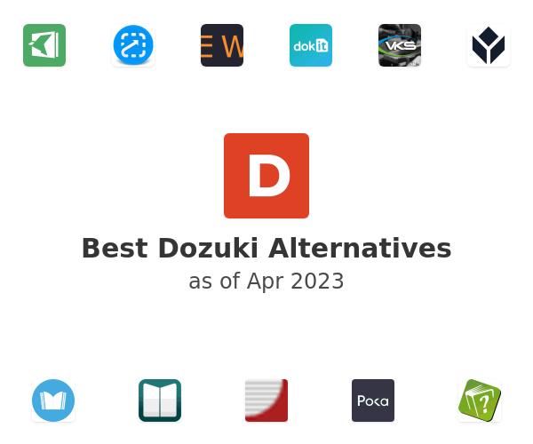 Best Dozuki Alternatives