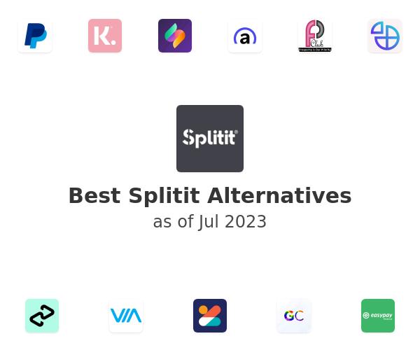 Best Splitit Alternatives