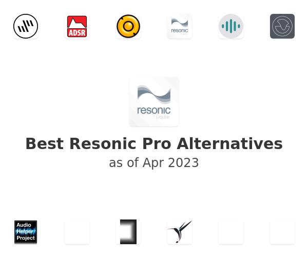 Best Resonic Pro Alternatives