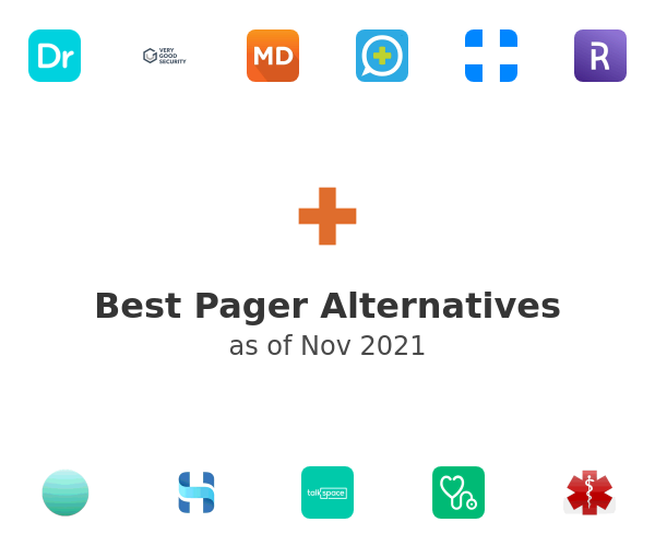 Best Pager Alternatives