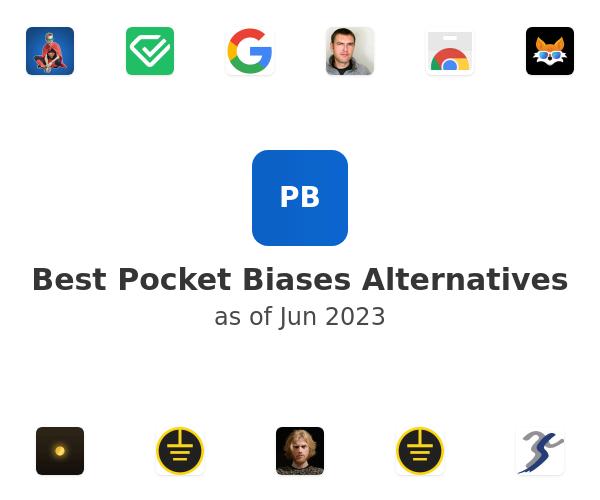 Best Pocket Biases Alternatives
