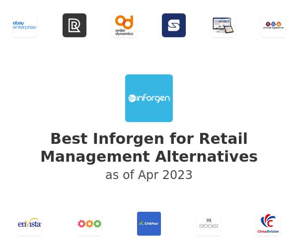 Best Inforgen for Retail Management Alternatives
