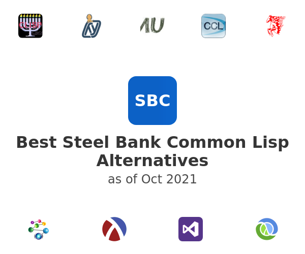 Best Steel Bank Common Lisp Alternatives