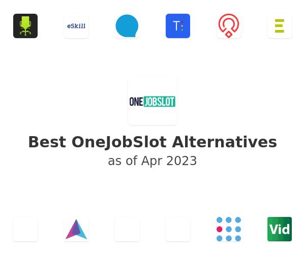 Best OneJobSlot Alternatives