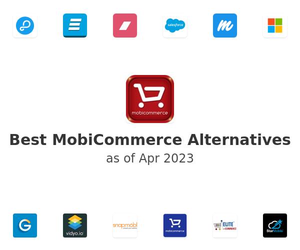 Best MobiCommerce Alternatives