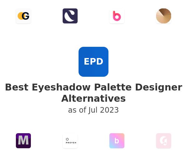 Best Eyeshadow Palette Designer Alternatives