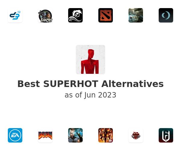 Best SUPERHOT Alternatives