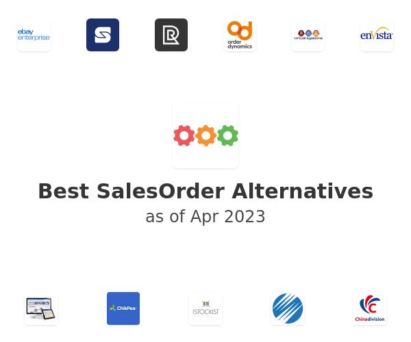 Best SalesOrder Alternatives