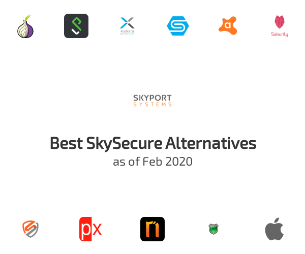 Best SkySecure Alternatives