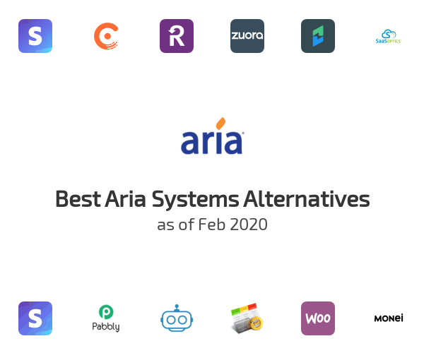 Best Aria Systems Alternatives
