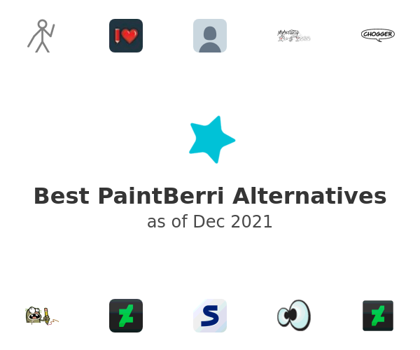 Best PaintBerri Alternatives