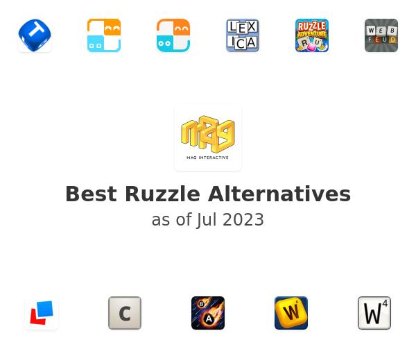 Best Ruzzle Alternatives