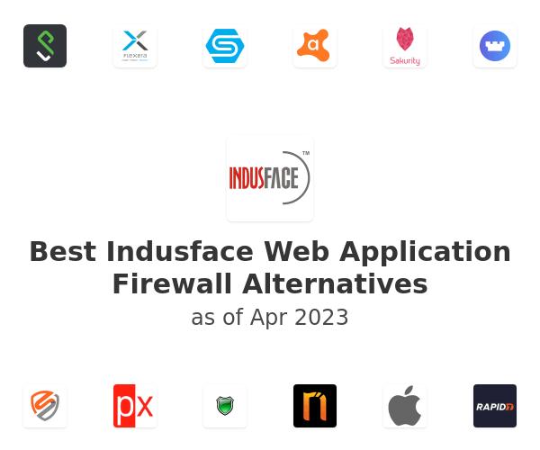 Best Indusface Web Application Firewall Alternatives