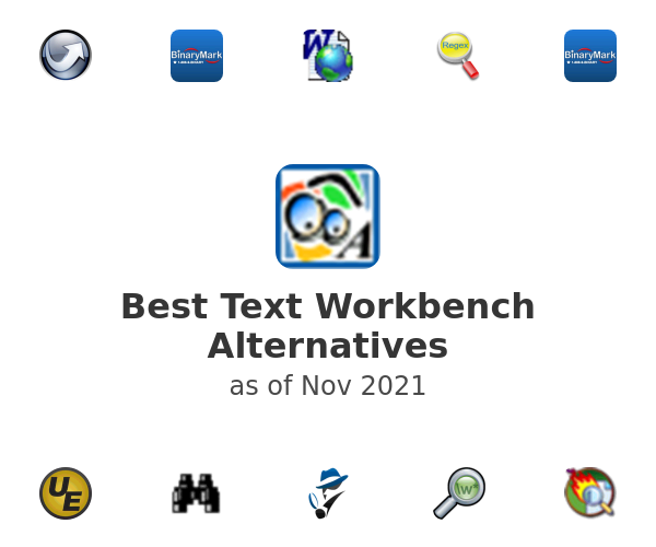 Best Text Workbench Alternatives