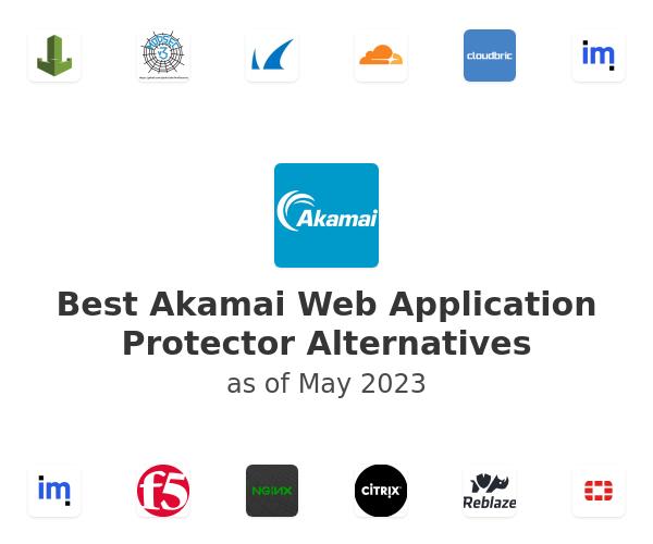 Best Akamai Web Application Protector Alternatives