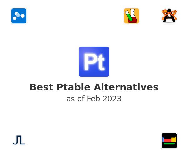 Best Ptable Alternatives