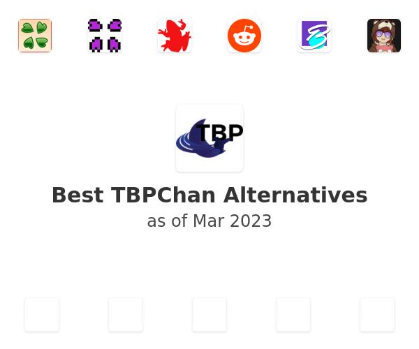 Best TBPChan Alternatives