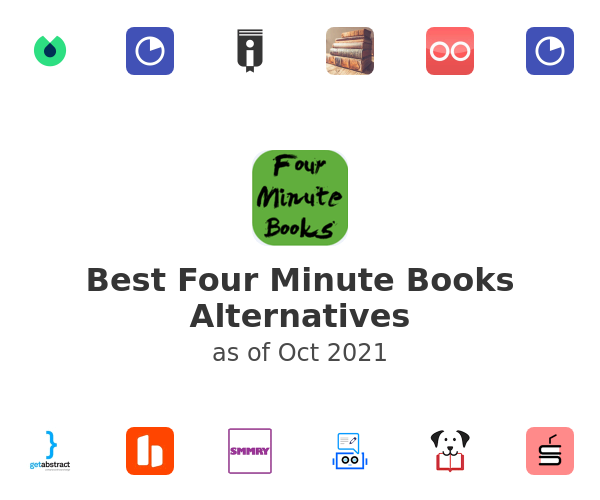 Best Four Minute Books Alternatives