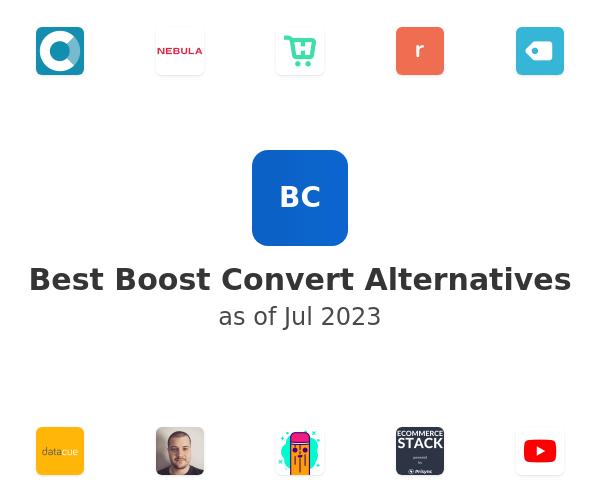 Best Boost Convert Alternatives
