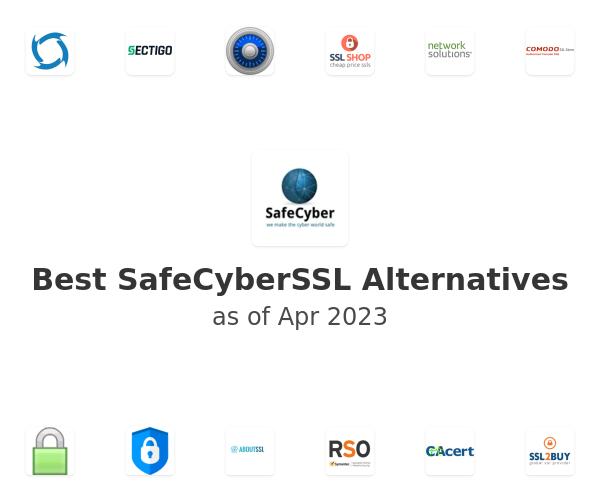 Best SafeCyberSSL Alternatives