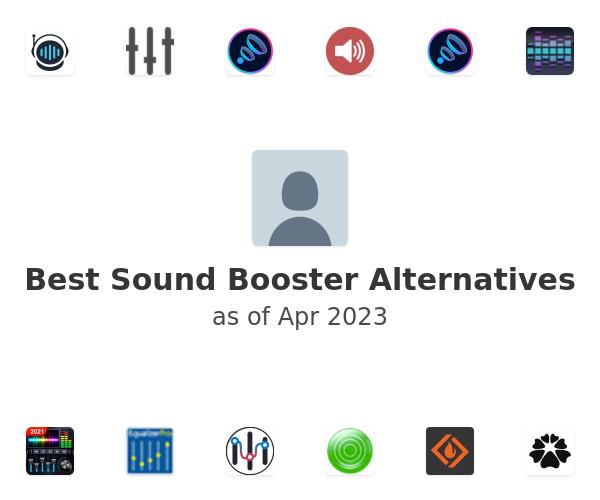Best Sound Booster Alternatives