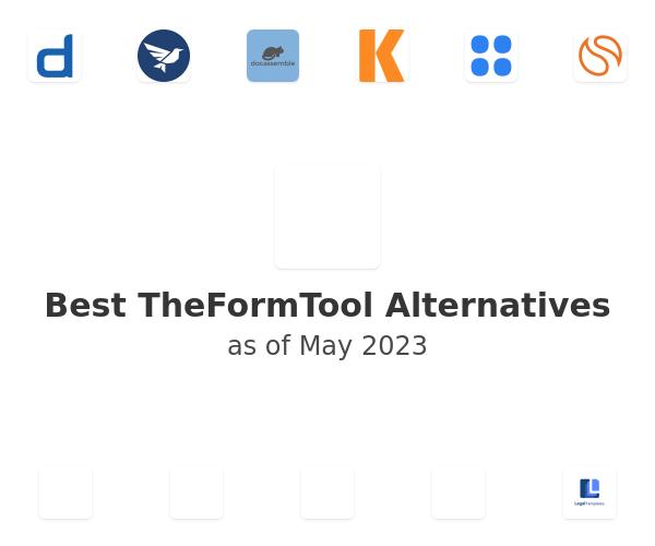 Best TheFormTool Alternatives