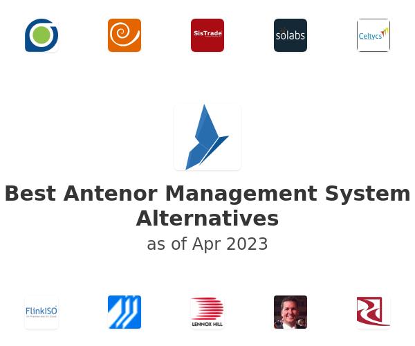 Best Antenor Management System Alternatives