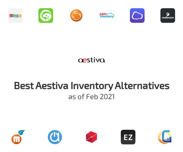 Best Aestiva Inventory Alternatives