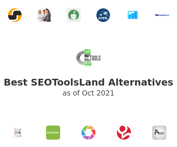 Best SEOToolsLand Alternatives