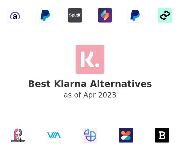 Best Klarna Alternatives