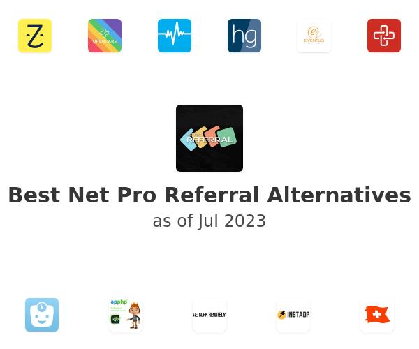 Best Net Pro Referral Alternatives