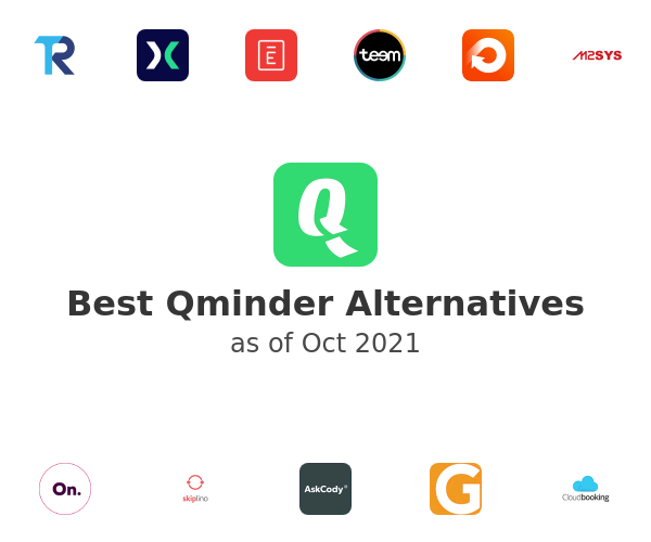 Best Qminder Alternatives