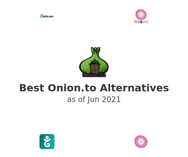 Best Onion.to Alternatives